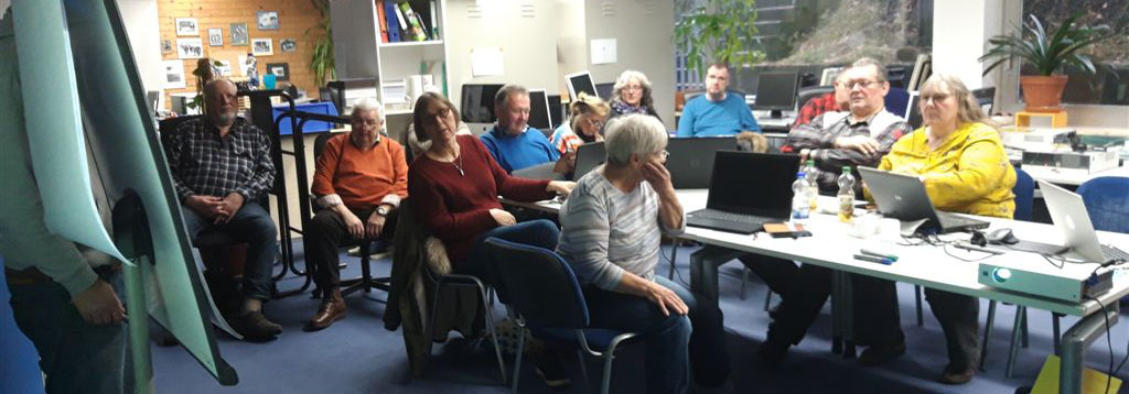 Computer Seminar in Bad Tölz 2020